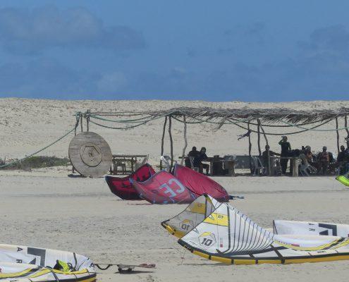 kitesurfen, brasilien, kitesafari